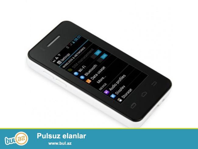 Yeni.çatdırılma pulsuz Dünyanın En balaca Android Smartfonu