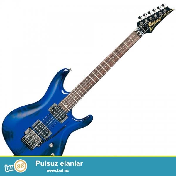 Dünyaca məşhur Ibanez, Cort, Washburn, ESP, LTD, Epiphon, Cort və,s markalarının elektro gitaraları Aga Music Group'da!