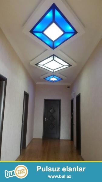 Tecili Sabuncu rayonu Mastaga qesebesinde 6 sotun icerisinde, 6 das kursulu  ,5 otaqli, evin umumi sahesi 150 kv olan  ev satilir ...