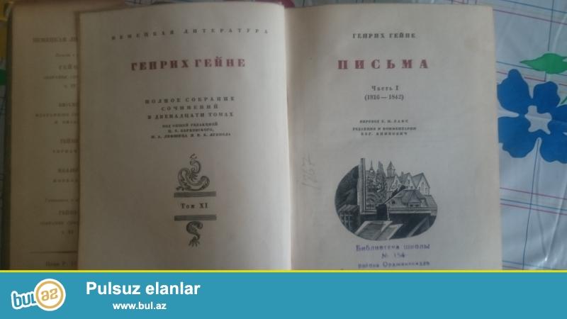 Illeri kohne olan ( 1915 1935 ve s) kitablar satilir 300 e