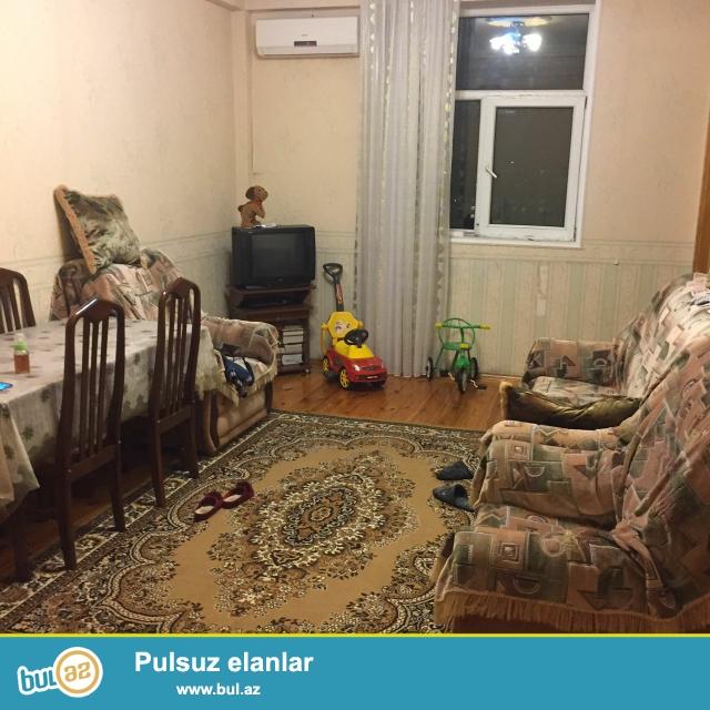 Təmirli əla vəziyyətdə olan ev təcilli kirayə verilir...