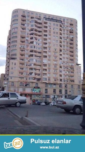 Bakı.ş.Yasamal.r..20.Yanvar metrosunun yaxınlıqında Yeni tikili 18-Mərtəbəli Binanın 12-ci Mərtəbəsində yerləşən 2-otaqlı sahəsi 102...