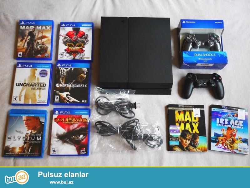 promo! promo! promo !!<br /> <br /> Units 5 2 pulsuz almaq Almaq !!<br /> <br /> Sony PS4 Black 500GB WhatsApp: +447452264959<br /> <br /> Bütün oyunlar PS4 və PS4 & # 8482 & # 8482 Pro ilə tam cross-uyğun və oyunçular eyni online rəqabət<br /> multiplayer ekosistemi...