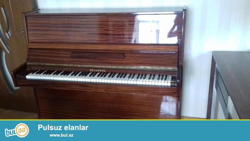 Ela veziyyetde piano belarus satilir.