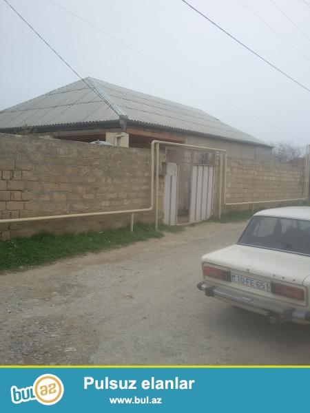 Zabrat 1 qəsəbəsində 198 nöm marşurta 10 mt məsafədə 3 sot tropaq sahəsində qoşa daşlı kürsülü,ümumi sahəsi 120 kv mt olan 4 otaqlı ev satılır...