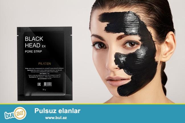 Qadinlarin tek cozumu.Artiq gozellik salonlarina bir suru pul tokmeyinize gerek yox.Gozelliyin tek sirri olan Black mask artiq Azerbaycanda...