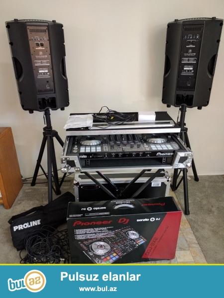 Promo! Promo !! Promo !!!<br /> <br /> 5 dənə 2 pulsuz almaq Almaq !!<br /> <br /> NEW Pioneer DDJ-SX2 Digital Performance DJ Controller<br /> <br /> Item Çəki 16...