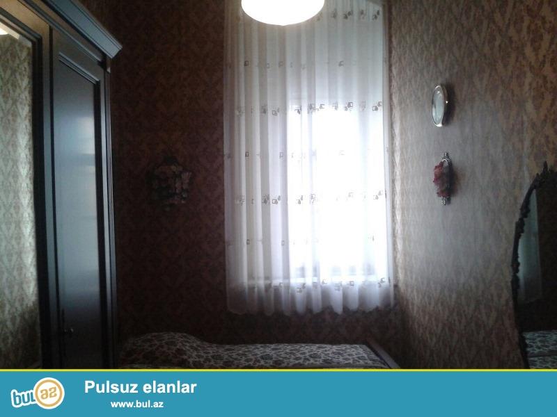 """Satılır """"Səməd Vurgun"""" bağının yanında kohnətikili binada 2"""