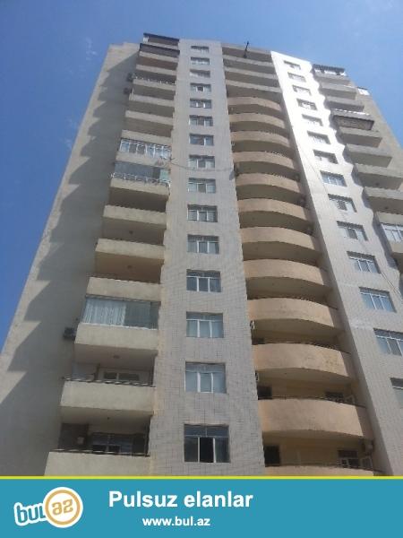 Срочно! В элитной и заселенной новостройке, в Ясамальском районе  в посёлке Новый Ясамал  продаётся 1 комнатная квартира...