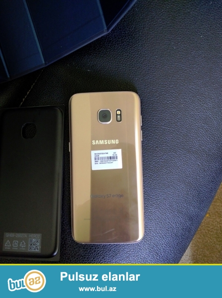 """Promo! Promo !! Promo !!!<br /> <br /> 5 dənə 2 pulsuz almaq Almaq !!<br /> <br /> Samsung Galaxy """"S7 / S6 Edge WhatsApp: +447452264959<br /> <br /> Brand: Samsung<br /> Ekran ölçüsü: 5..."""