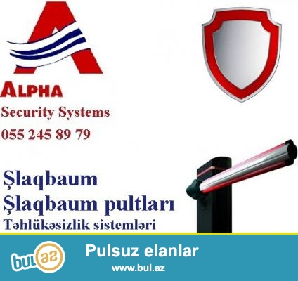 <br /> Slaqbaumlar. <br /> <br /> Slaqbaumlar – esasen neqliyyat vasitelerinin daha cox oldugu erazilere qursdirilan tehlukesizlik sistemidir...