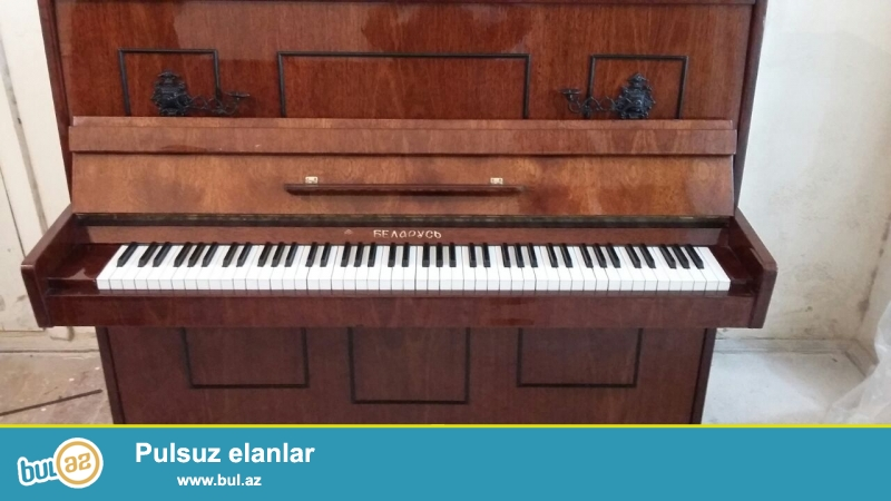 3 pedal samdanli belarus pianosu satiram dasinmasi ve koklenmesi qiymete daxildir