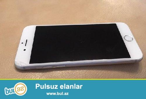 Assalamu Aleykum. IPhone 6 gold barmaq izi hiss etmir . hec