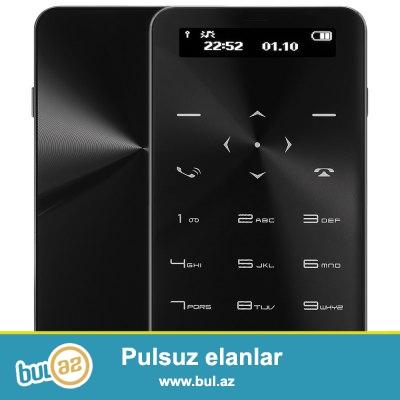 Yeni.Çatdırılma pulsuz<br /> Janus one suya davamlı çox zaryatka saxlayan telefon<br /> <br /> Ultranazik powerbank telefon...
