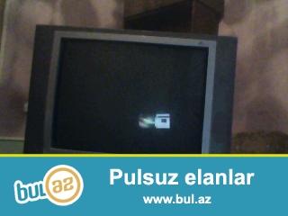 Çox yaxşı televizordu. tam işlek veziyyetdedi. böyük ekrandı...