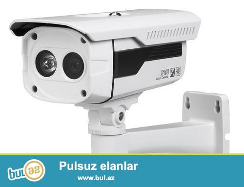 Hər növ təhlükəsizlik kameraları, security sistemlər,