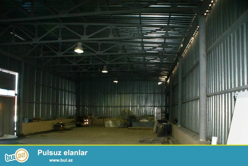 Сдается объект на 1 га. по адресу Бинагадинское шоссе, рядом с д/т «Зангезур»...