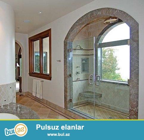 Mənzillərin / Evlərin / Bağ evlərinin / Villaların /