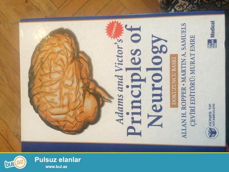 Principles of neurology türkçə tərcümədi... Təzə kimidi